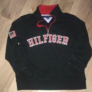 Tommy Hilfiger Black pullover sweatshirt